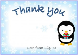 penguin thanks 2